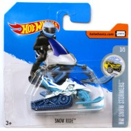 Snowboard Snow Ride Hot Wheels Snow Stormers