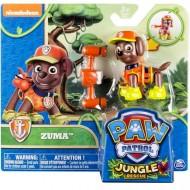 Zuma Figurina Jungle Rescue Patrula Catelusilor