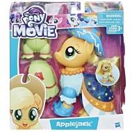 Figurina Applejack cu accesorii My Little Pony:Filmul