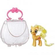 Figurina My Little Pony Applejack in Gentuta de Gala