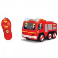 Masina de Pompieri IRC Jupiter cu telecomanda Sam Pompierul