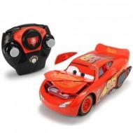 Masina cu telecomanda Fulger McQueen Turbo Crash Car Cars 3