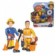 Set 2 Figurine Sam Pompierul - Sam&Arnold