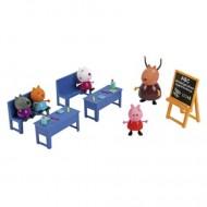 Set de joaca Peppa Pig la scoala