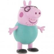 Figurina Peppa Pig tatic porc