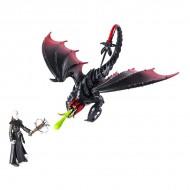 Set de joaca Cum sa-ti dresezi dragonul - Figurine Grimmel si Deathgripper - 17 cm