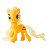 Figurina Applejack My Little Pony dimensiune 7 cm, in cutie