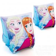 Aripioare de inot pentru copii Frozen 25x15 cm