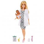 Barbie Cariere - Papusa doctor pediatru