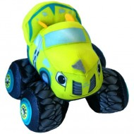 Figurina de plus 14 cm Zeg Blaze and the Monster Machines