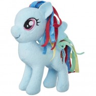 Figurina de plus Rainbow Dash My Little Pony :Filmul