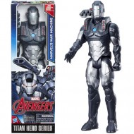 Figurina Marvel's War Machine Titan Hero Avengers 30 cm