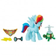 Figurina My Little Pony Guardians Of Harmony: Rainbow Dash