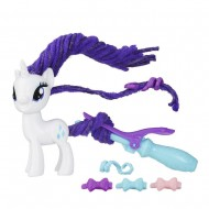 Figurina My Little Pony Rarity - Coafuri de Gala