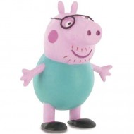 Figurina Peppa Pig tatic porc