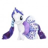 Figurina Rarity cu rochita My Little Pony:Filmul