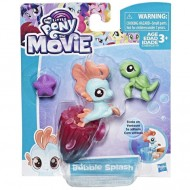 Figurina Sirena Baby Bubble Splash My Little Pony:Filmul