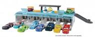 Garaj Lansator cu 8 locuri de parcare Ultimate Launcher Cars 3