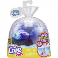 Jucarie interactiva Little Live Pets - Pestisor colorat Furtail