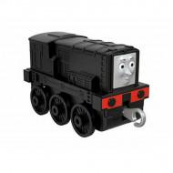 Locomotiva metalica Diesel Push Along Thomas&Friends Track Master