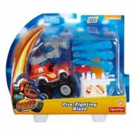 Masinuta Blaze Pompier si Accesorii - Blaze si Masinile Uriase