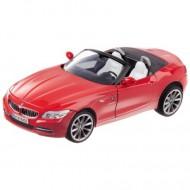 Masinuta BMW Z4 Cabrio Rosu 1/24