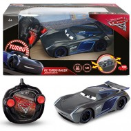 Masinuta Cars:RC Turbo Racer Jackson Storm cu telecomanda