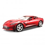 Masinuta Chevrolet Corvette Stingray 1/64 Bburago