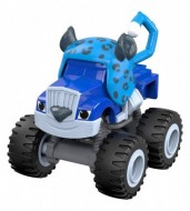 Masinuta Metalica Cheetah Crusher- Blaze and the Monster Machines