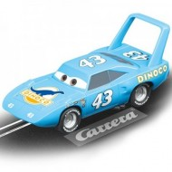 "Masinuta Regele ""The King"" Carrera Disney Cars 3"