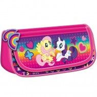 Penar cilindric cu 3 compartimente My Little Pony