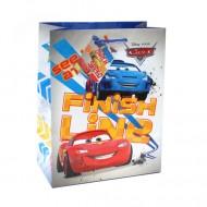 Punga pentru cadou mijlocie Cars 2