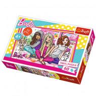 Puzzle Barbie 60 piese