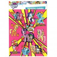 Set 16 abtibilduri My Little Pony
