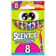 Set 8 creioane cerate parfumate Scentos