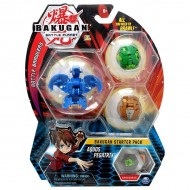 Set Bakugan Start figurina Aquos Pegatrix