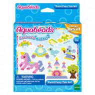 Set creativ Aquabeads - Basm in culori pastelate