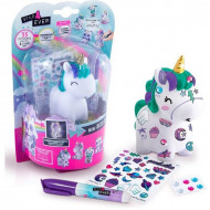 Set creativ Style4Ever Mini Deco DIY - Unicorn