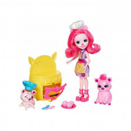 Set de joacă Baking Buddies EnchanTimals- Amicii Bucatari