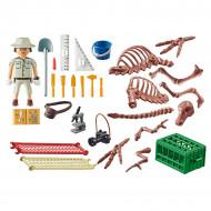 Set de joaca Playmobil Dinos Paleontolog 70605