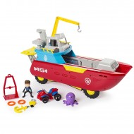Set de joaca Vaporul de Salvare Patrula Catelusilor - Sea Patroller Patrula Marina