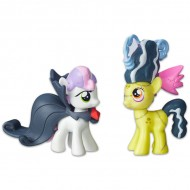 Set figurine Sweetie Belle şi Apple Bloom Halloween My Little Pony