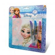 Set papetarie 4 bucati Frozen Disney