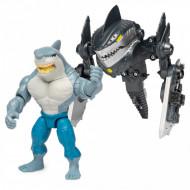 Set se joaca Batman figurina transformabila cu armura King Shark