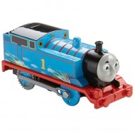 Thomas Trenulet Locomotiva Motorizata Speed And Sparkle Track Master
