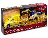 Tir Transformabil Cruz Ramirez Cars 3 Disney -Cruz Ramirez's Hauler, AMBALAJ USOR DETERIORAT