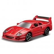Masinuta Ferrari F40 Competitione 1/64 Bburago