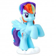 Figurina Rainbow Dash cu ochelari de soare Friendship is Magic My Little Pony
