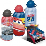 Sticla pentru apa din aluminiu Cars 500 ml
