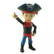 Mini Figurina Ryder pirat Patrula Catelusilor 7 cm